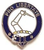 Wallace Schottland Schottisch Familie Clan Name Emaille Reversnadel Abzeichen
