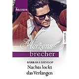 Nachts lockt das Verlangen (Baccara Herzensbrecher) (German Edition)