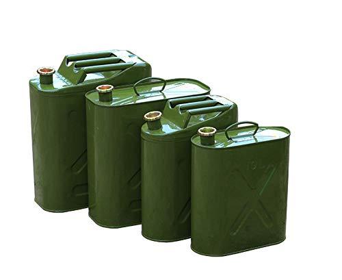 Botella de combustible líquido, motocicleta, gasolina de emergencia, diésel, queroseno, alcohol, tanque de gas, almacenamiento de aceite para acampar