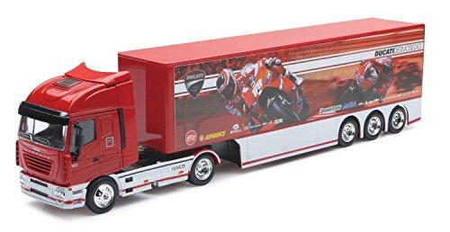 New Ray - 10353 - Véhicule Miniature - Camion Ducati Team Moto GP 2010 - Echelle 1/32