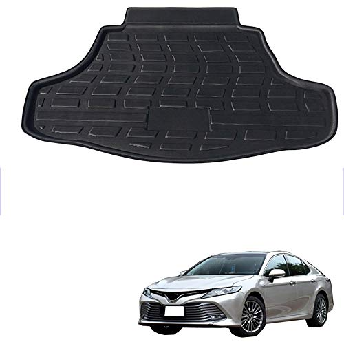 ,For Toyota Camry Altis XV70 2018 Car Auto Rear Boot Cargo Liner Trunk Floor Mat Carpet Mats Tray Pad Mat Carpets Anti-dirty