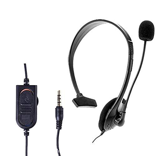 Bumpy Road Filaire Gaming Headset Écouteurs Casque Microphone pour Ps4 Jeu Musique Écouteurs Basse Stéréo Son Casque Réduction du Bruit