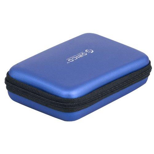 Capa Case Protetora Hd Externo 2.5 Orico Azul PHB-25-BL