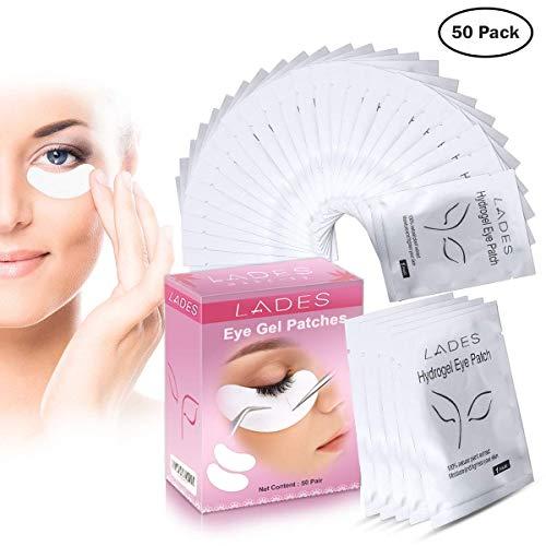 LADES- Eye Gel Pads for Eyelash Extension