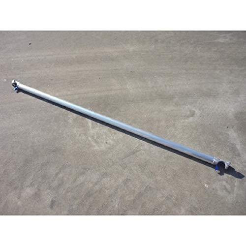 Horizontale Stange 190 cm Aluminium für Gerüste und mobile Turm.