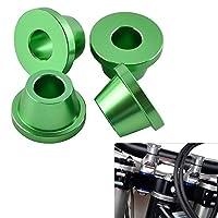 オートバイハンドルブッシングコーンカワサキ KX125 KX250 KX250F KX450F KLX125 KLX150 D-TRACKER 125