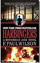 "5 'Repairman Jack' Novels By F. Paul Wilson: ""Harbingers,"" ""Crisscross,"" ""Hosts,"" ""Legacies,"" ""Conspiracies."""