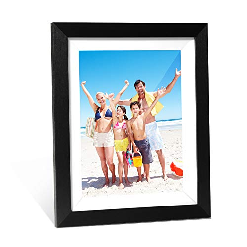 """AEEZO 5G WiFi Digital Picture Frame, 9.7"""" Cloud Photo Frame with 2K 2048x1536 UHD IPS Display, 4:3 Ratio 178° Wide Viewing Angle Touch Screen, Lifetime Free Frameo APP, Auto-Rotate, 16GB Storage Digital Frames Picture"""