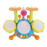 Instrumentos musicales electrónicos, tambor electrónico,...