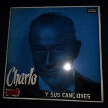 Charlo y Sus Canciones, LP Vinyl