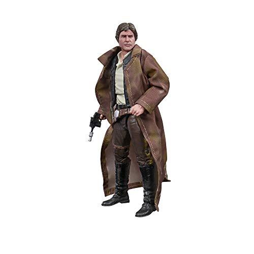 Star Wars The Black Series Han Solo (Endor) 15 cm große Action-Figur zu Star Wars: Die Rückkehr der Jedi-Ritter, für Kinder ab 4 Jahren