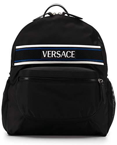 Versace herren Rucksack nero
