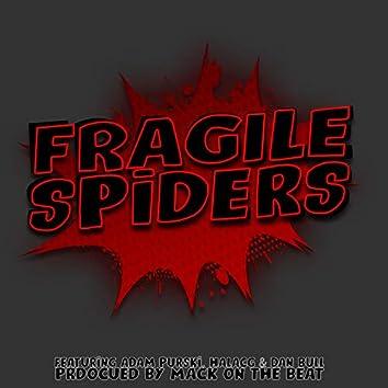 Fragile Spiders (feat. Adam Purski, Halacg & Dan Bull)