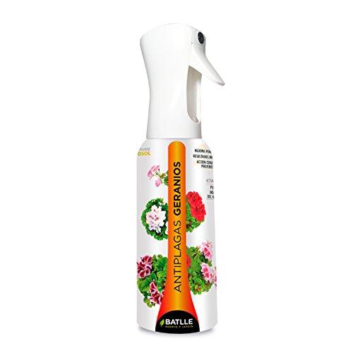 Semillas Batlle Flairosol Anti Plagas Del Geranio, Blanco, 25 X 5.5 X 25 Cm