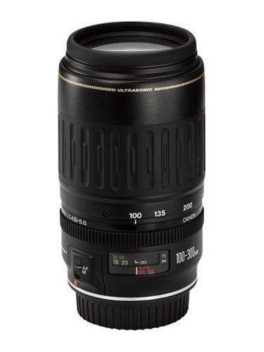 Canon EF 100-300mm/1:4,5-5,6 USM Objektiv (58 mm Filtergewinde)