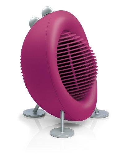 Stadler Form Heizlüfter Max, Elektro-Heizer, sehr leise, mit Überhitzungsschutz und Frostschutzschaltung, bis 25m², berry