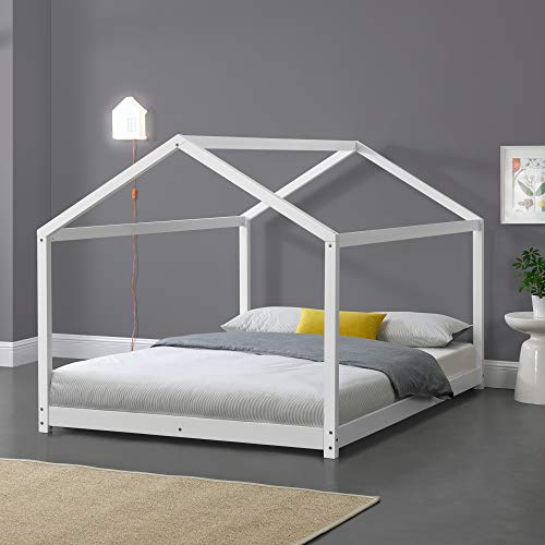 [en.casa] -  Kinderbett 140x200cm