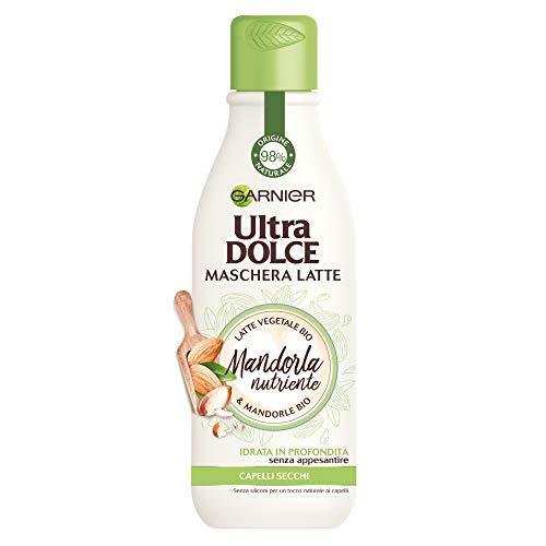 Organic Almond Nourishing Dry Hair Mask 250 Ml