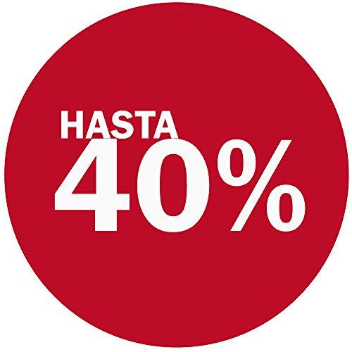 Vinilo de Rebajas 40%   Cartel Rebajas   Rebajas en tu escaparate   Pegatinas Adhesivas Rebajas   Ofertas de su establecimiento Rebajas   Oportunidades en su Negocio Rebajas   Descuentos Rebajas