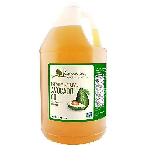 Kevala, Aceite de Aguacate, Galón, 3.78 Litros