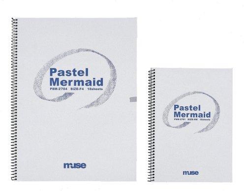 Muse Pastel Mermaid Book F8 (Japan Import)