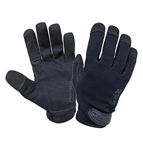 Hatch - Friskmaster MAX - FMN500 - Cut & Needle Puncture Resistant Glove, black, medium