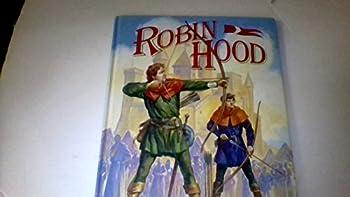 Hardcover Robin Hood Book