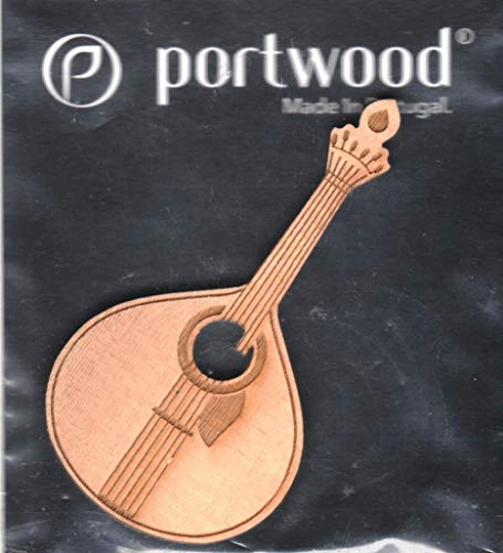 Wooden Portuguese Guitar, Guitarra Portuguesa, Portugiesische Gitarre, Guitare Portugaise, Chitarra Portoghese, Guitarra