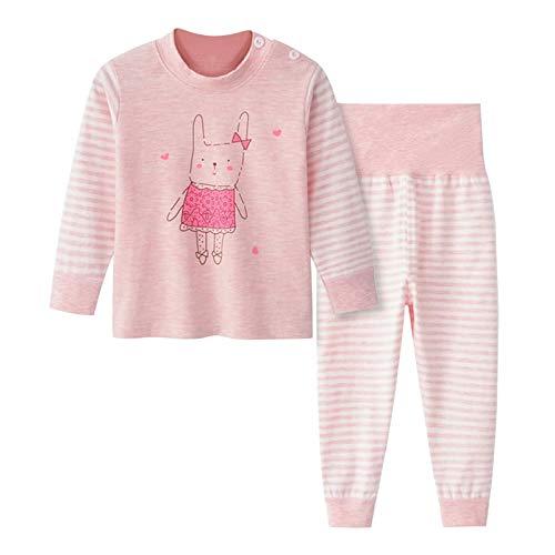 newhashiqi Kinder-Pyjama, Herbst Winter, Unisex, Kinder, lange Ärmel, Cartoon-Druck,...