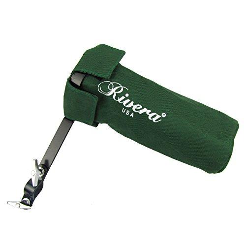 IKN® Trommel-Tasche Stockhalter,Grün