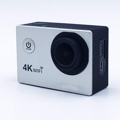 ZYJANO Caméra Sport Caméra d'action Full HD Allwinner 4K 30fps WiFi 2.0\