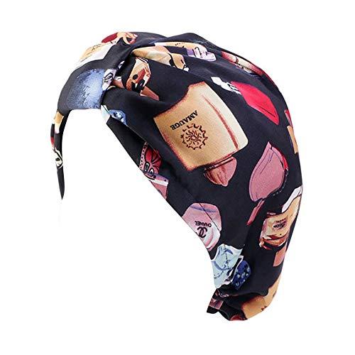 TININNA Gorro Sombrero Pañuelo Turbante Mujer Cabeza para Cáncer Quimioterapia Chemo Oncológico Bufanda Beanie Turbante Gorro para Pèrdida de Pelo Cabello