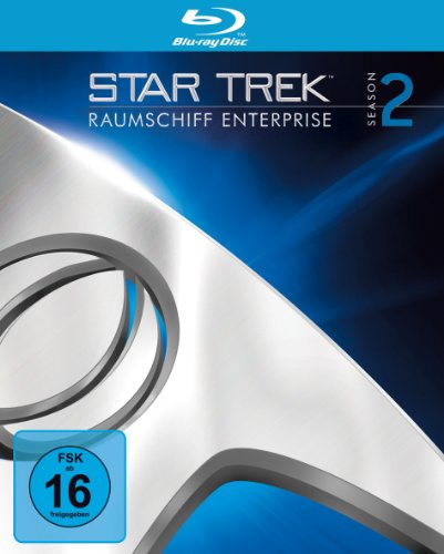 Raumschiff Enterprise - Staffel 2 (Remastered) [Blu-ray]