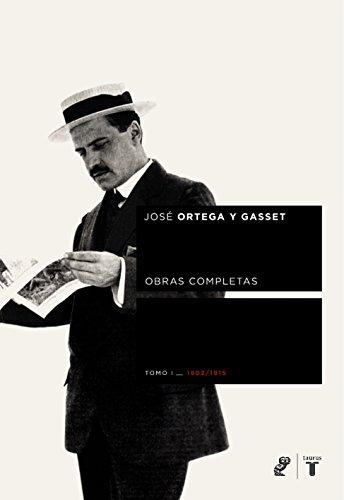 Obras completas. Tomo I (1902/1915) (Spanish Edition)