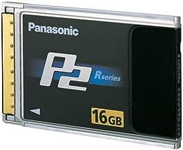 Panasonic AJ-P2C016RG 16GB P2 High Performance Card for Panasonic P2 Camcorders