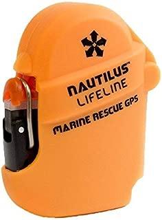 Nautilus LifeLine Silicone Pouch (Orange)