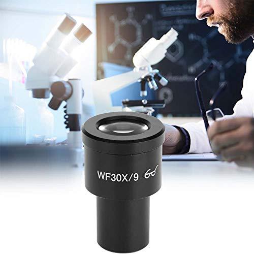 Microscope Ocular Lens, GWF001 wf30X/9 23.2mm Wide-Angle Eyepiece Focal Length Microscope Ocular Lens 9mm, Microscope Eyepiece