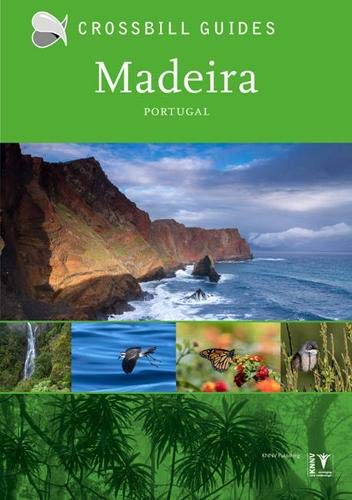 Madeira: Portugal (Crossbill Guides)