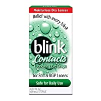 Amo Blink Contacts Lubricating Eye Drops, 2 Count by Amo
