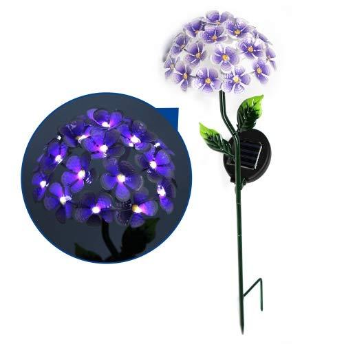 deeel basics Solar-Blume Hortensie