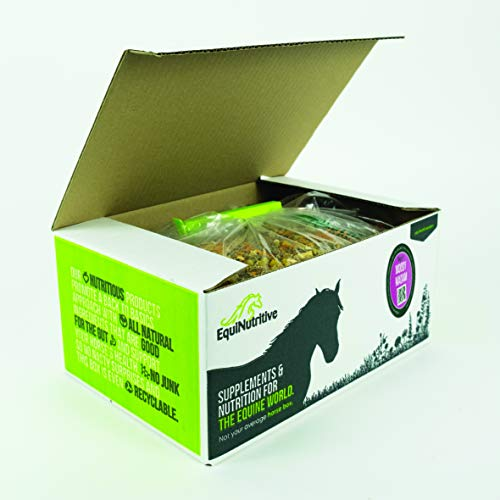 Moody Madam 100% Natural Hormone Support Supplement for Mares in Season – 3kg – 7 Herb Blend, Balancer, Calming, Digestive Support, Vitamins & Minerals - End the Mare Stare