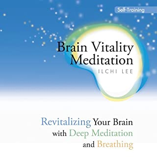 Brain Vitality Meditation audiobook cover art