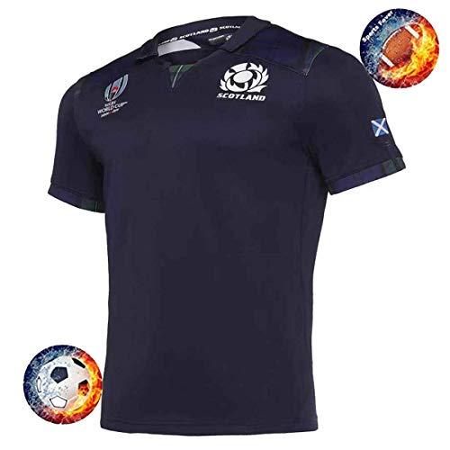 Le maillot de l'équipe d'Écosse de rugby