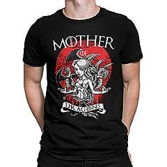 Camisetas La Colmena 1500-Game of Thrones - Mother of Dragons