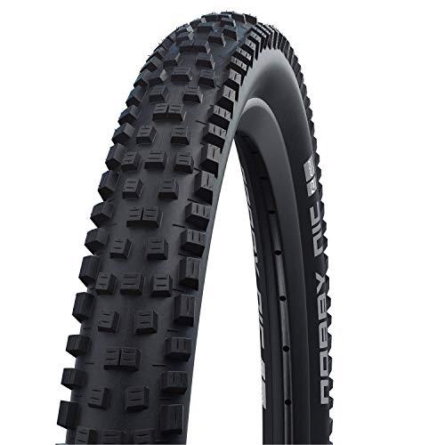 Schwalbe Unisex– Erwachsene Reifen Nobby NIC HS602, schwarz, 26 Zoll