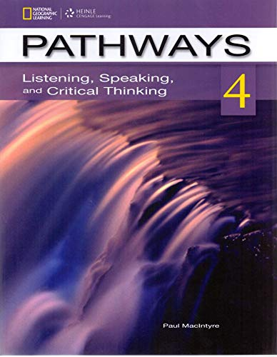 Pathways. Listening, speaking and critical thinking. Con e-book. Con espansione online. Per le Scuole superiori: PATHWAYS 4 TEXT ONLINE EJERCICIOS CODE
