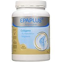 Epaplus Colágeno + Ácido Hialurónico y Magnesio 30 Dias Polvo Vainilla - 325 gr aprox.