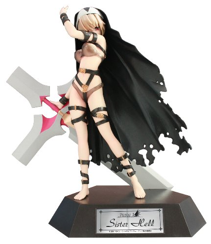 Prism Ark : Sister Hell Flooding Ver. (PVC Figure) First class Prism Ark