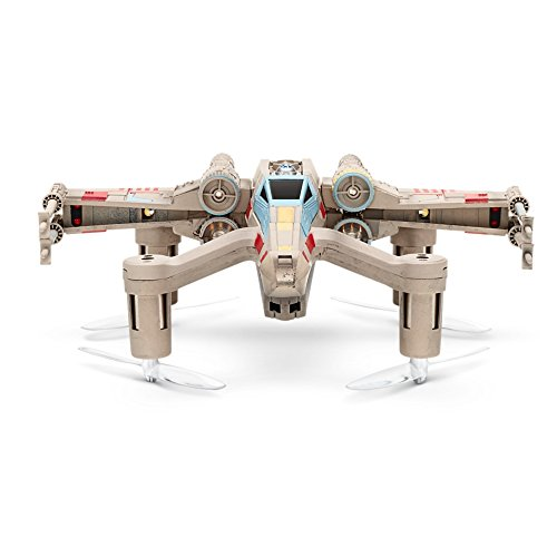 Propel SW-1977-CX Star Wars T-65 X-Wing Starfighter Battle Quadcopter Drone