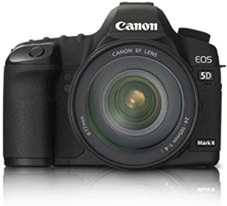 Canon EOS 5D Mark II 21.1MP Full Frame CMOS Digital SLR Camera with EF 24-105mm f/4 L IS USM Lens (OLD MODEL)